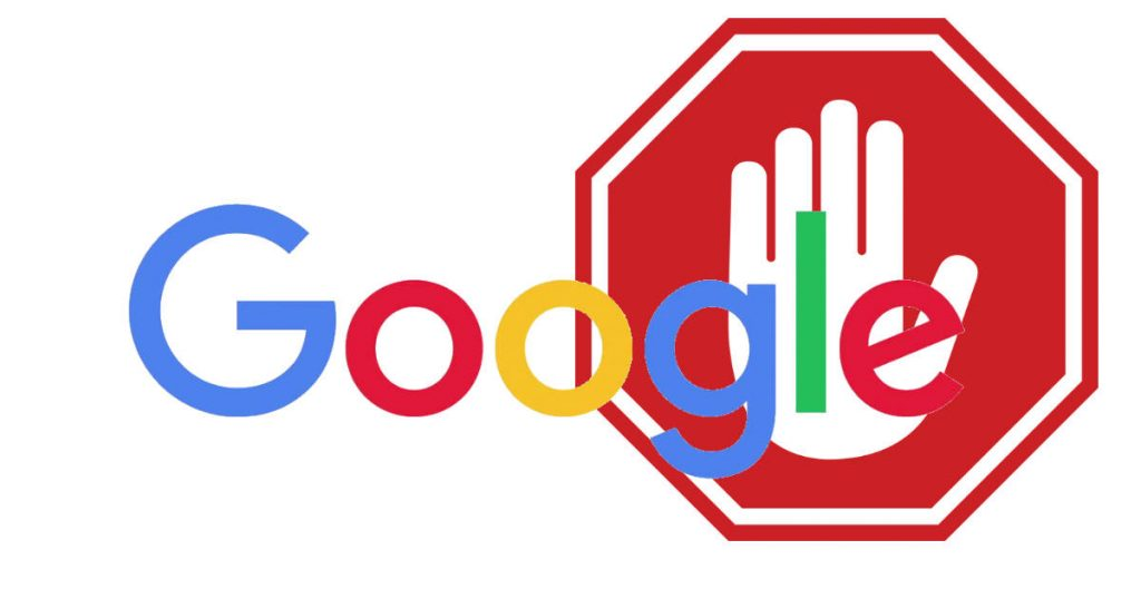 Google stop tracking location