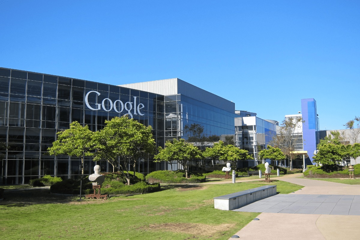 googleplex google headquarters