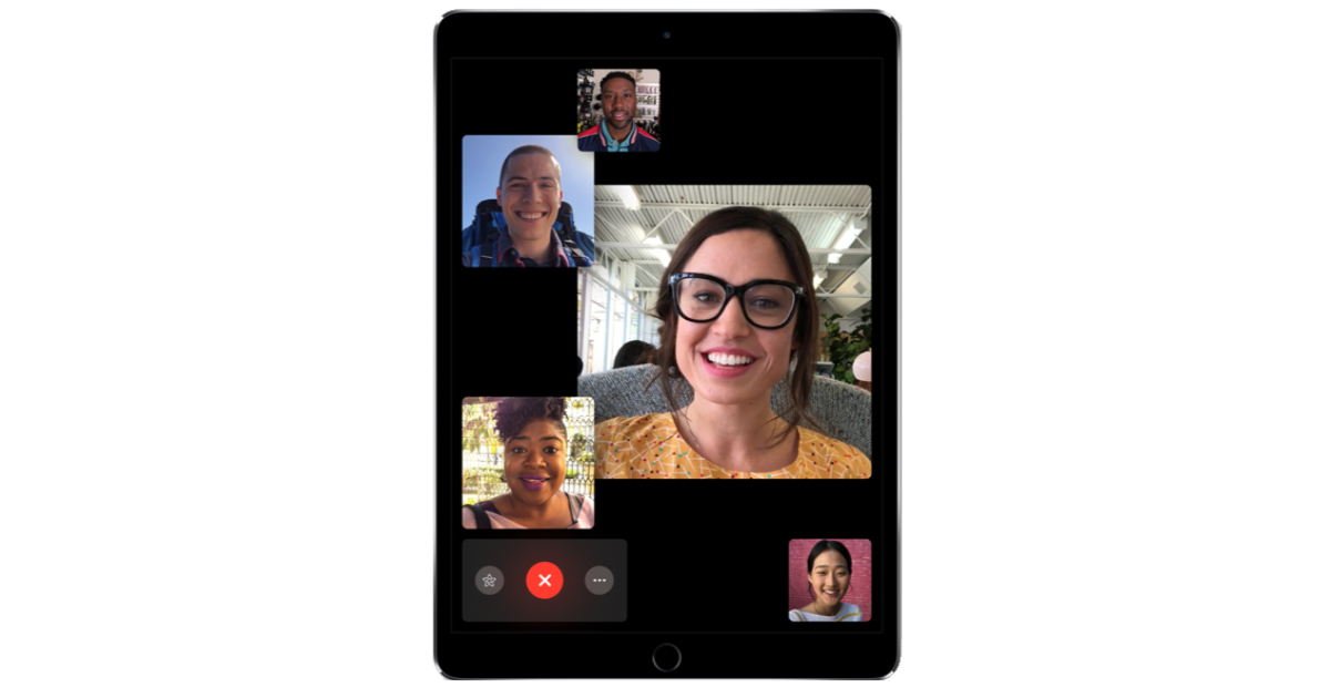 Group FaceTime on iPad, iPhone, Mac removed from betas