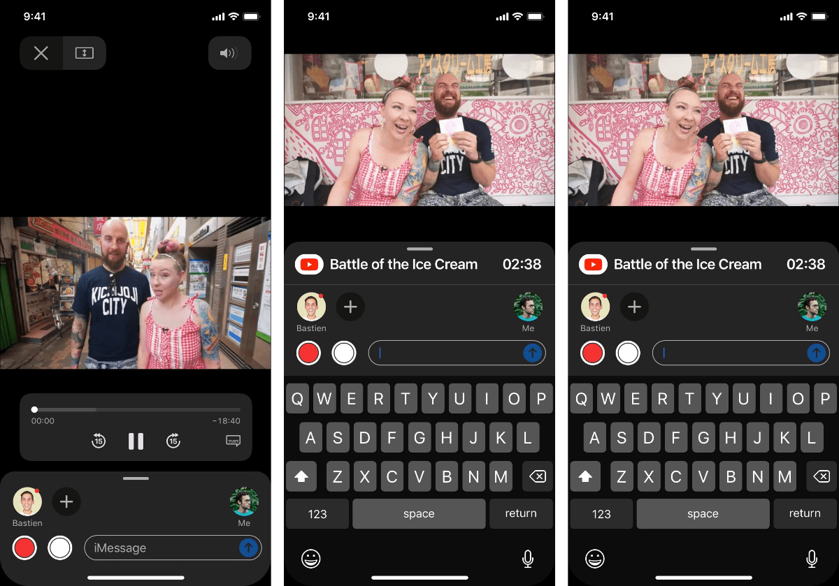 This iMessage Concept Redesigns Social Interactions