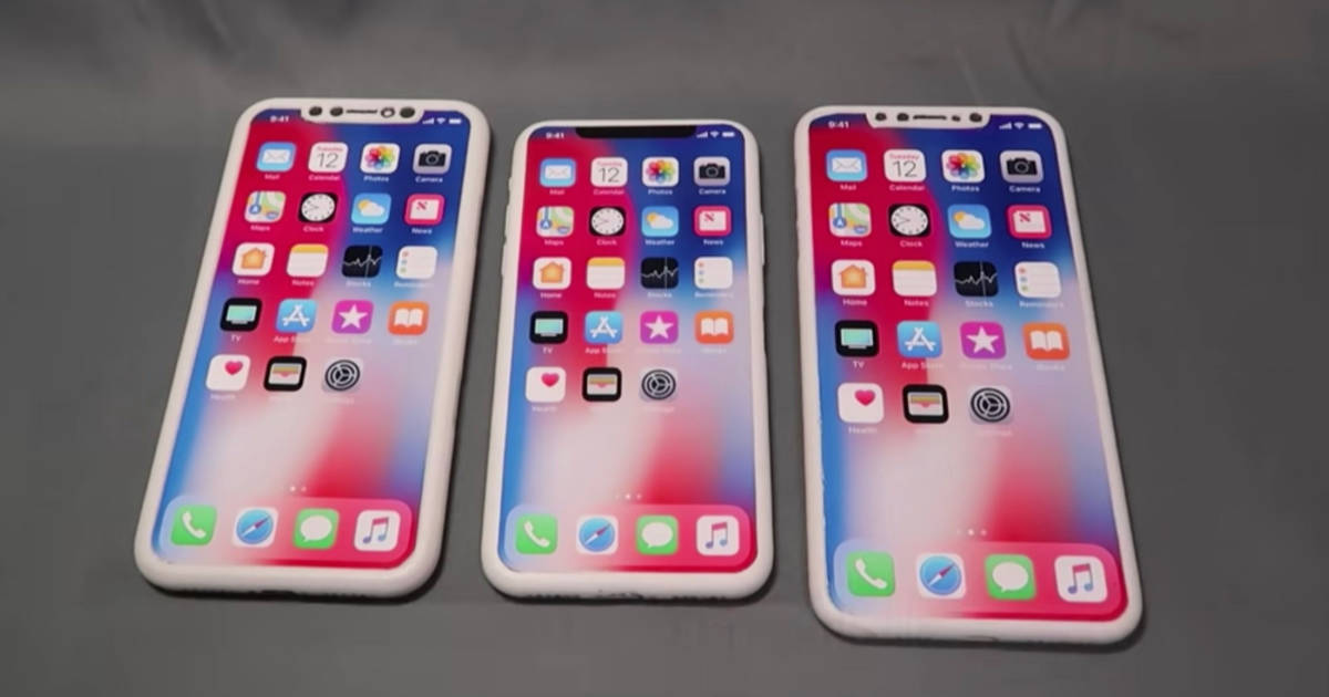 Apple's New iPhone Names: iPhone XS, iPhone XS Max, iPhone XR