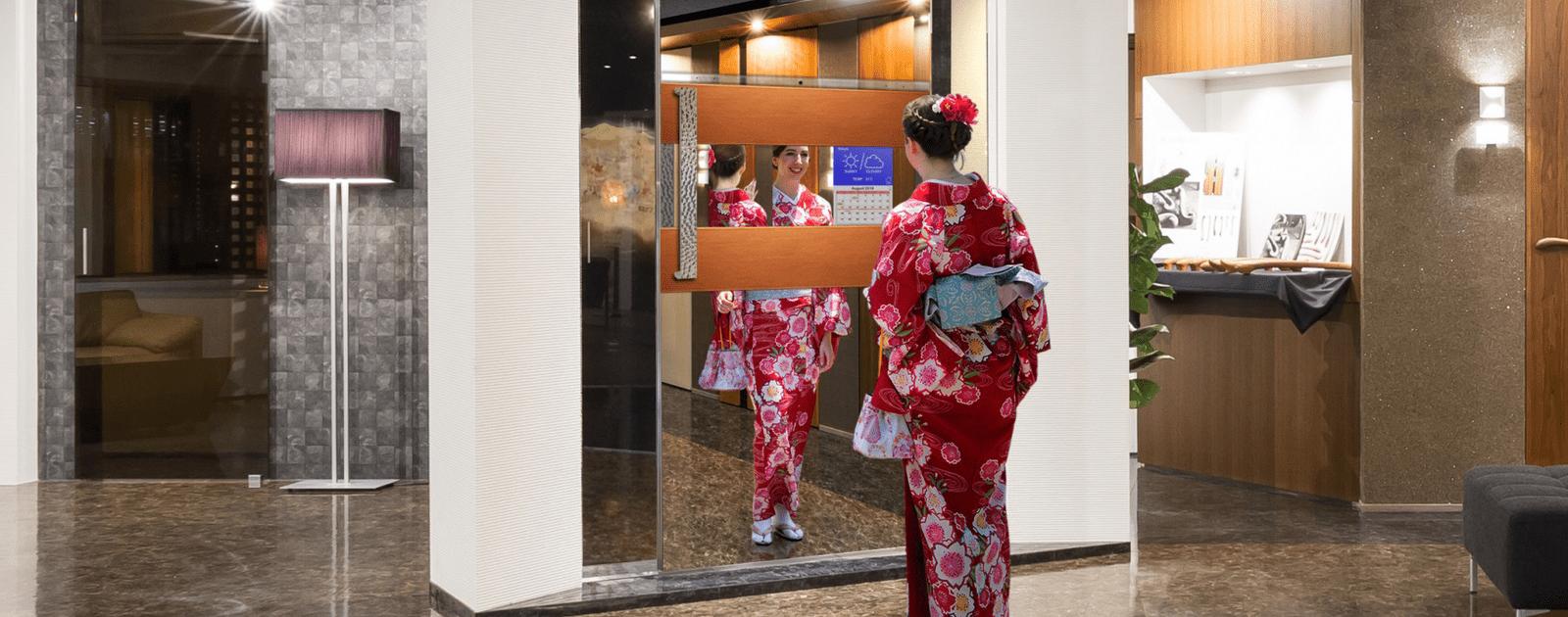 Japan Display Inc Shows off Futuristic Technology