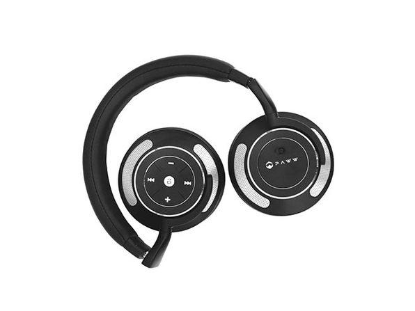 Paww WaveSound 3 Noise-Canceling Bluetooth Headphones: $74.99