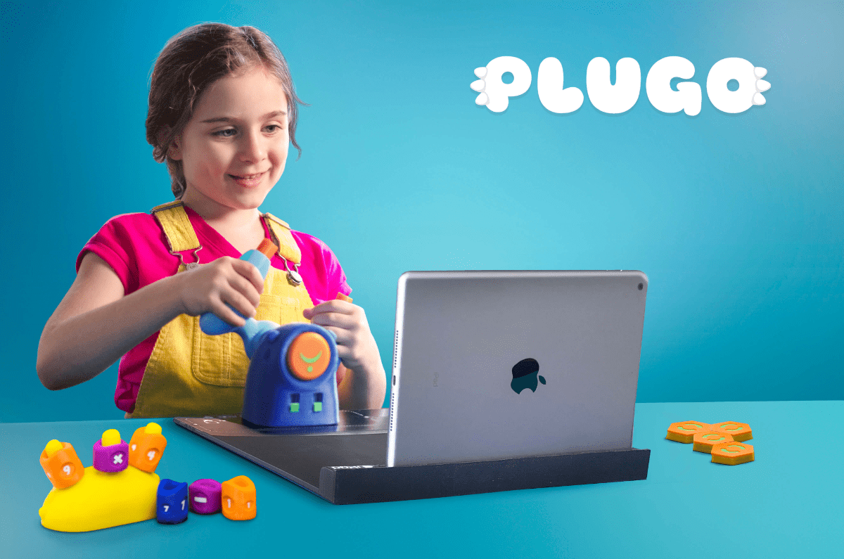 Plugo is an AR STEM Gaming System for Kids