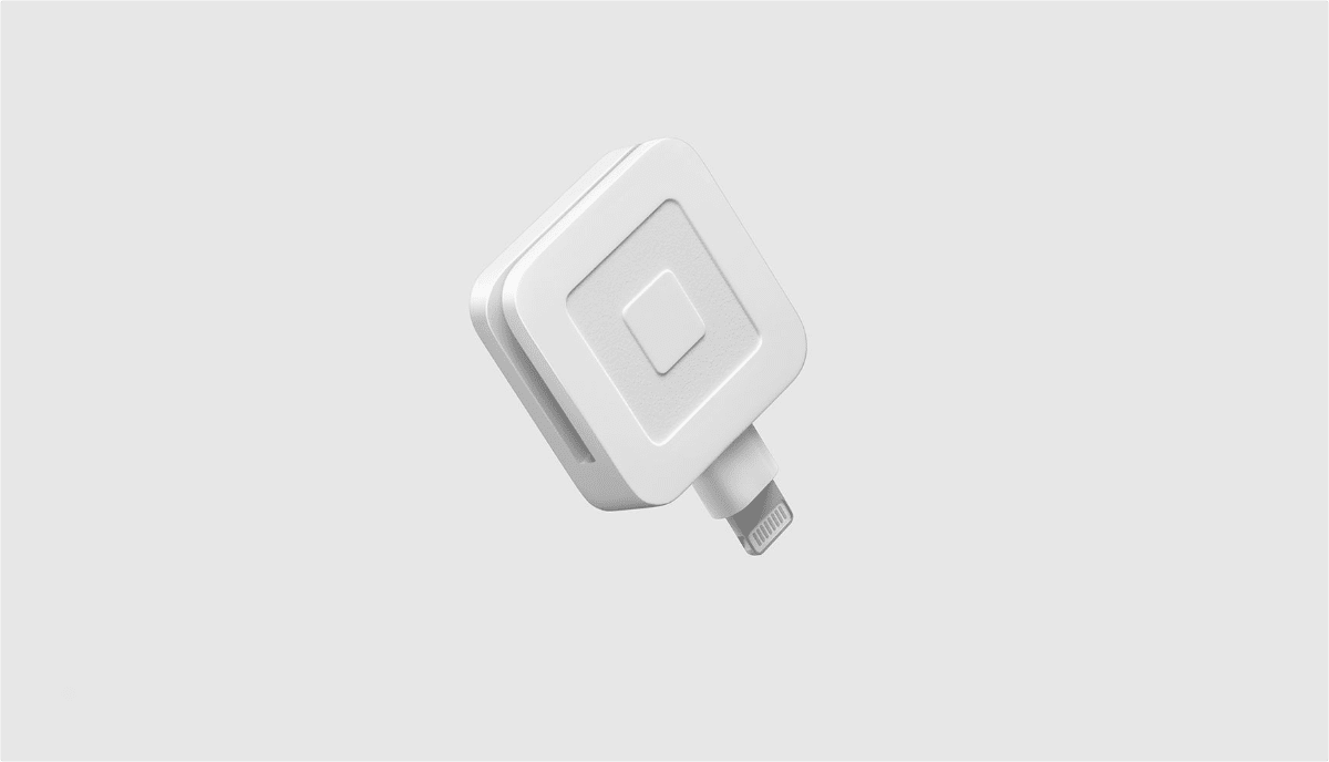 image of lightning square adapter