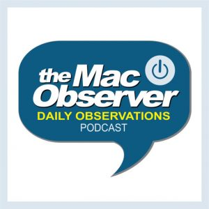 The Mac Observer's Daily Observations Podcast Logo
