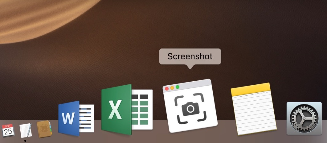 macOS Mojave: Disabling the Screenshot Thumbnail - The Mac