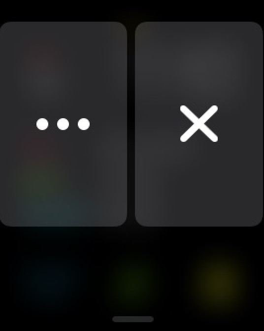 Ellipsis Icon on Apple Watch Notifications