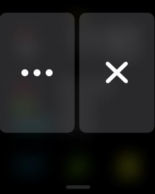 Ellipsis Icon on Apple Watch Notifications