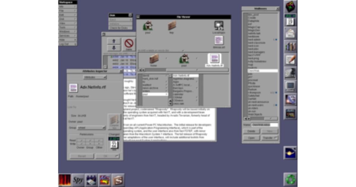 The Origins of macOS: Steve Jobs and NeXTSTEP