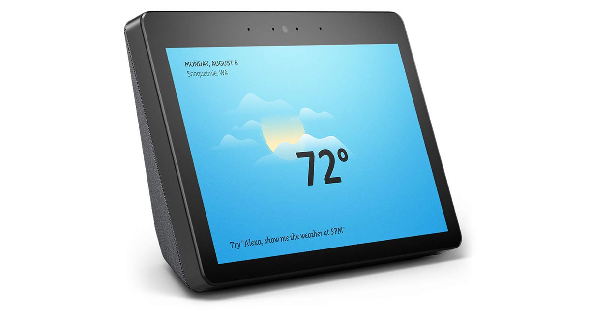 Echo Show (2nd Gen.)