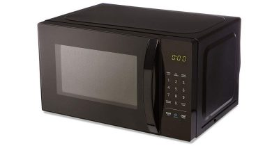AmazonBasics Microwave, Now with More Alexa