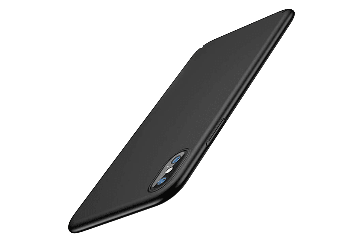 Anole ultra thin case in our roundup of iPhone XS Max cases.