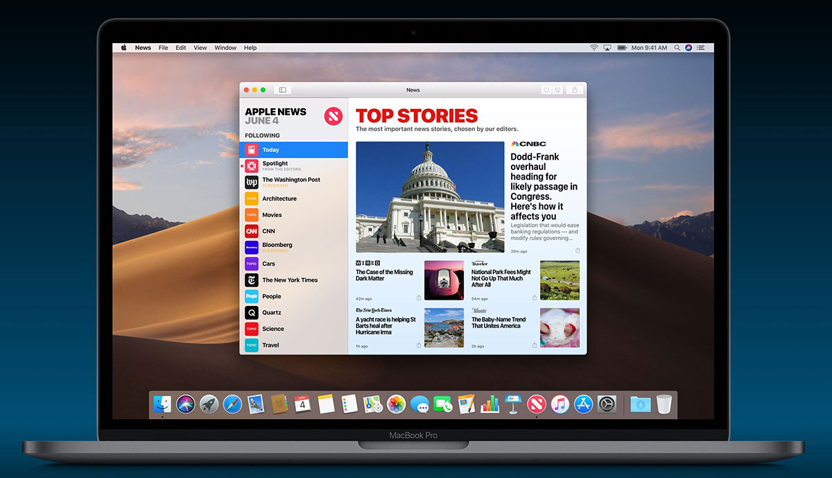 Build Apple News by adopting Apple, CondéNast Exec