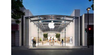 Palo Alto Apple Store