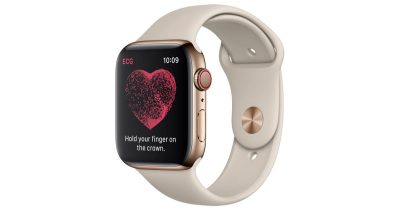 ECG app on Apple Watch Series 4