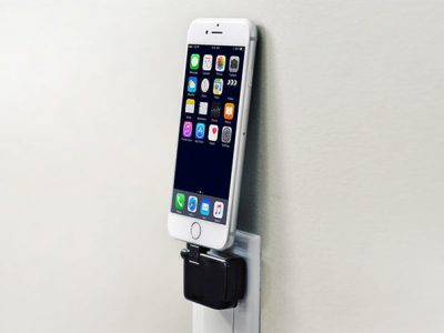 Chargerito and iPhone