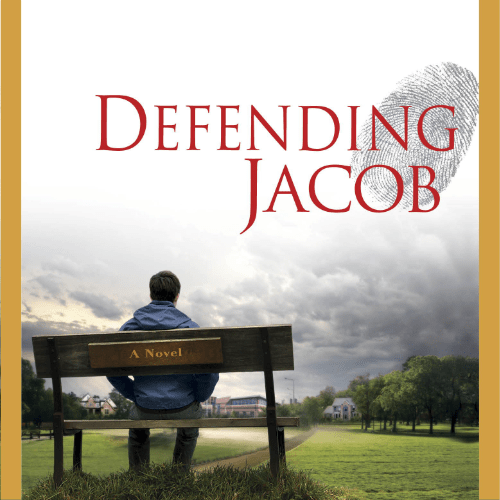 Image of defending jacob book for our apple TV guide.