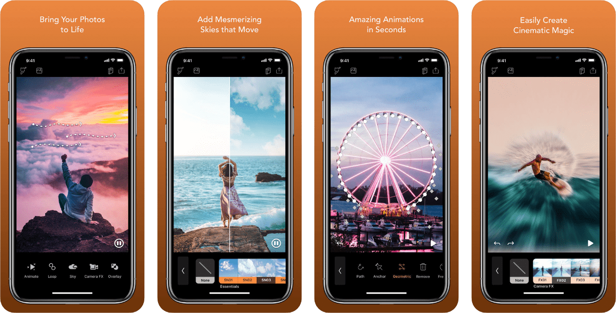 Enlight Pixaloop Creates Animated Photos