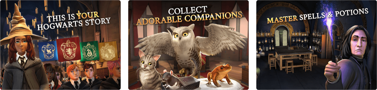 Year 5 Update Comes to Harry Potter Hogwarts Mystery Game