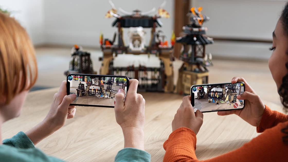 ARKit 2 multiple users on iPhone