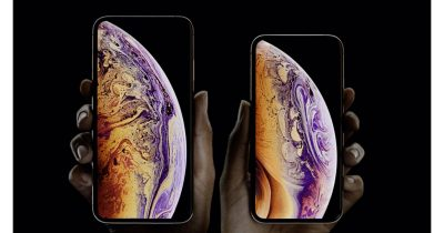 Apple iPhone Xs and iPhone Xs Max