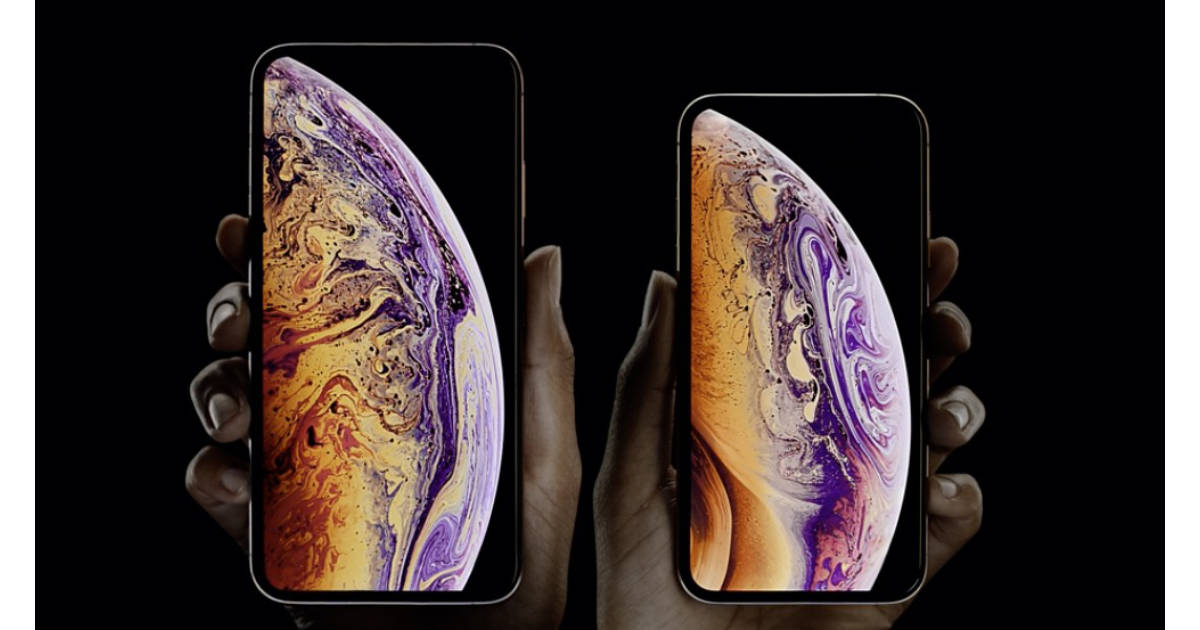 Comparison of iPhone X and iPhone XS Video