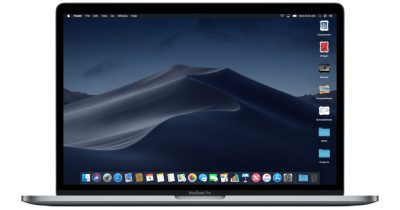 macOS Mojave on MacBook Pro