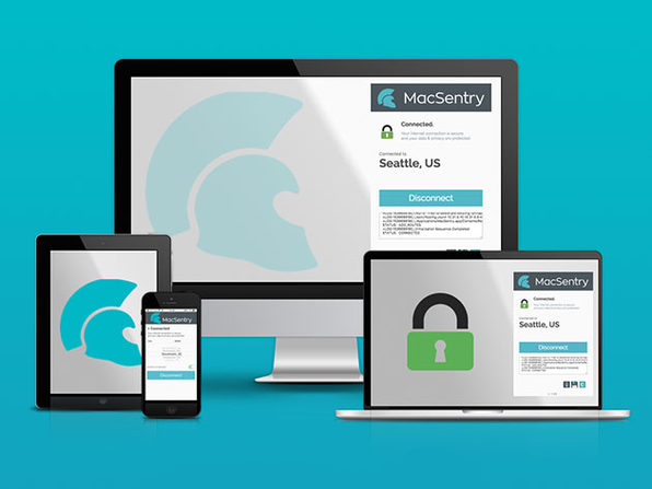 MacSentry VPN 2-Year Subscription: $29