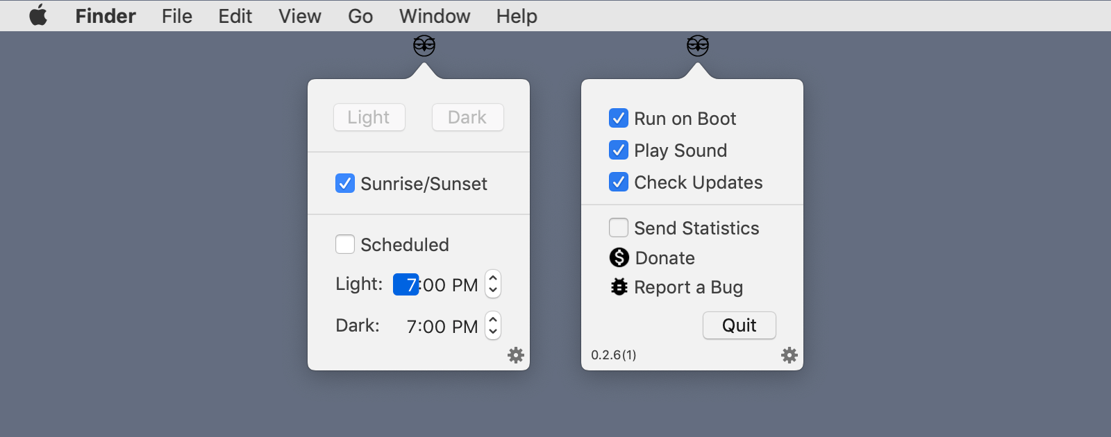 Get Automatic Dark Mode With NightOwl
