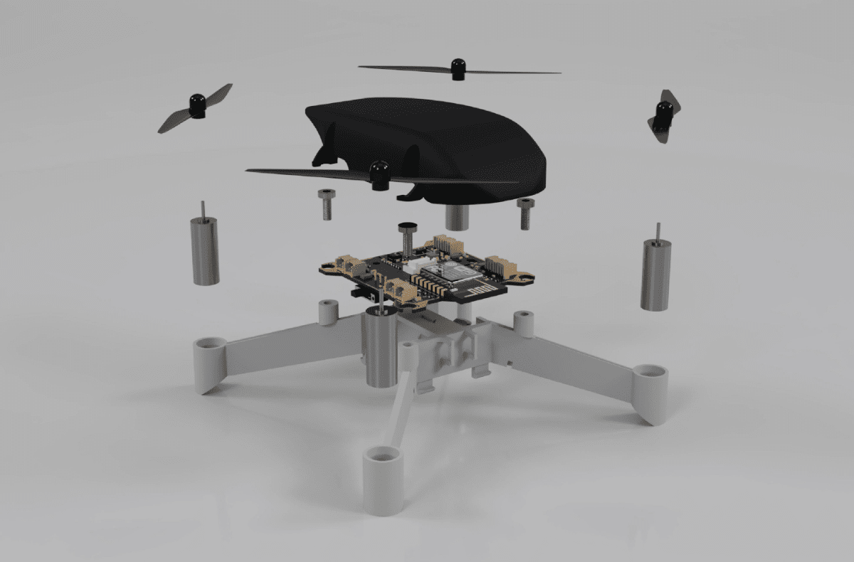 Want to Build a Drone? Check Out The PlutoX