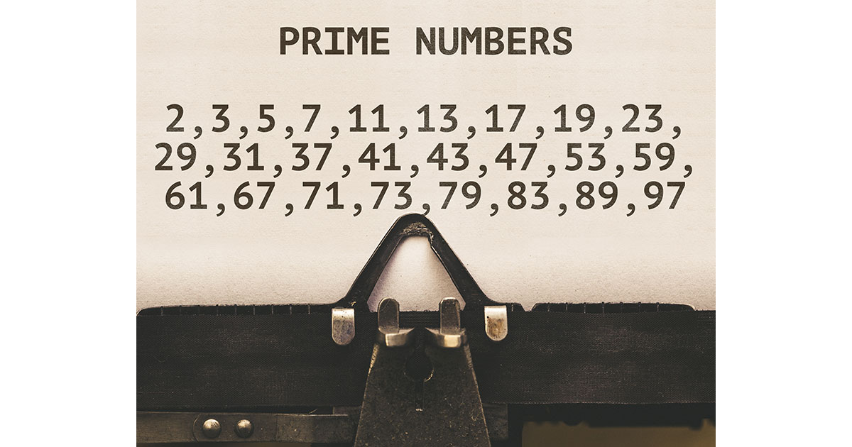 Math Nerds: Researchers Found a Pattern in Seemingly Random Distribution of Prime Numbers