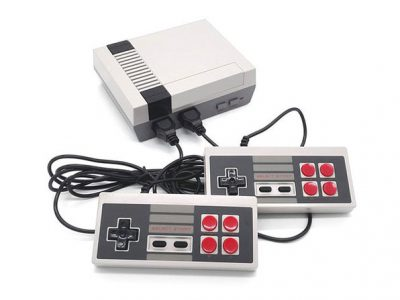 Retro Entertainment Console