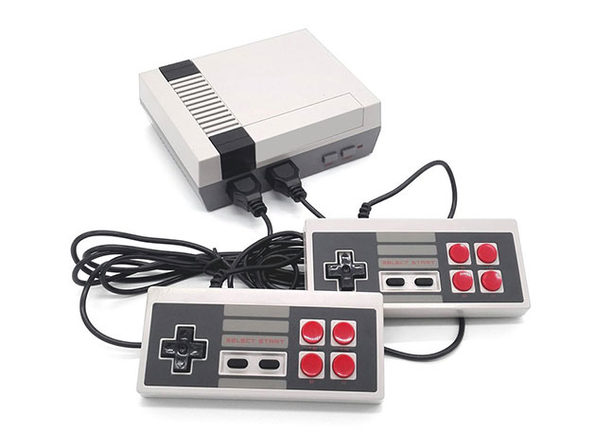 Retro Gaming Console with 600+ Classic Games: $49.99