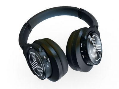 TREBLAB Z2 Wireless Noise-Cancelling Headphones