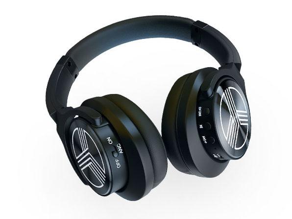 TREBLAB Z2 Wireless Noise-Cancelling Headphones: $78.99