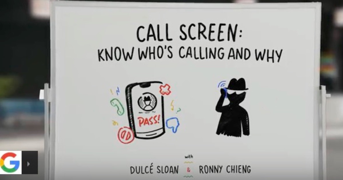 Plucky Google Reaches for the Golden Ring With Call Screen