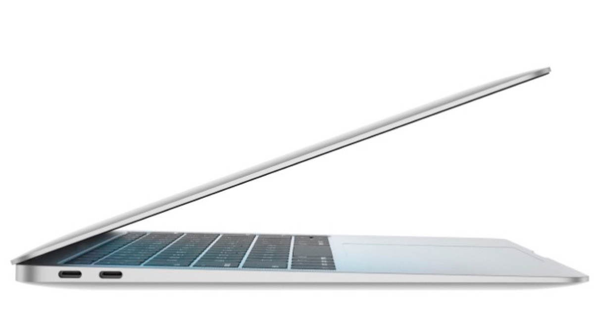 Two Usb C Ports On A Macbook Air Is Absolutely Ridiculous The Mac Observer