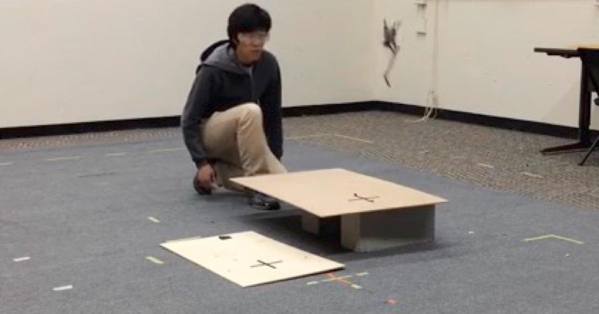 Introducing Salto, Another Terrifying Robot