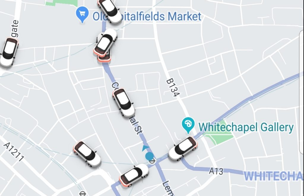 London Uber Strike Appears To Have Little Impact The Mac Observer