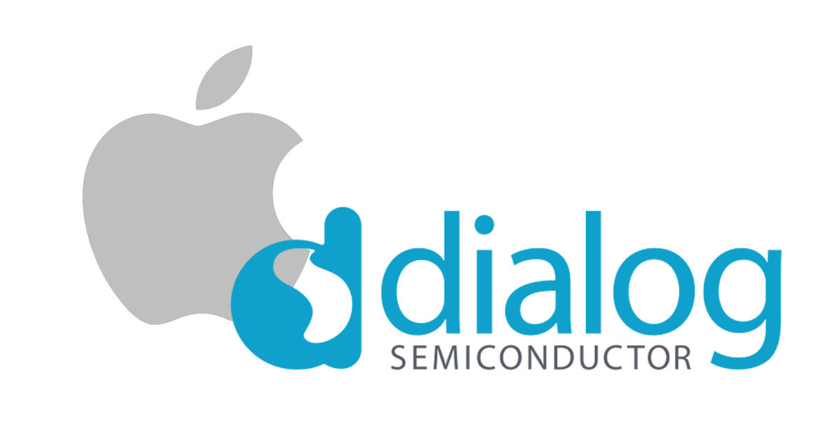 Apple and Dialog Semiconductor partnership