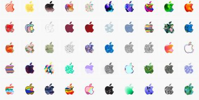 370 Logos from Apple's