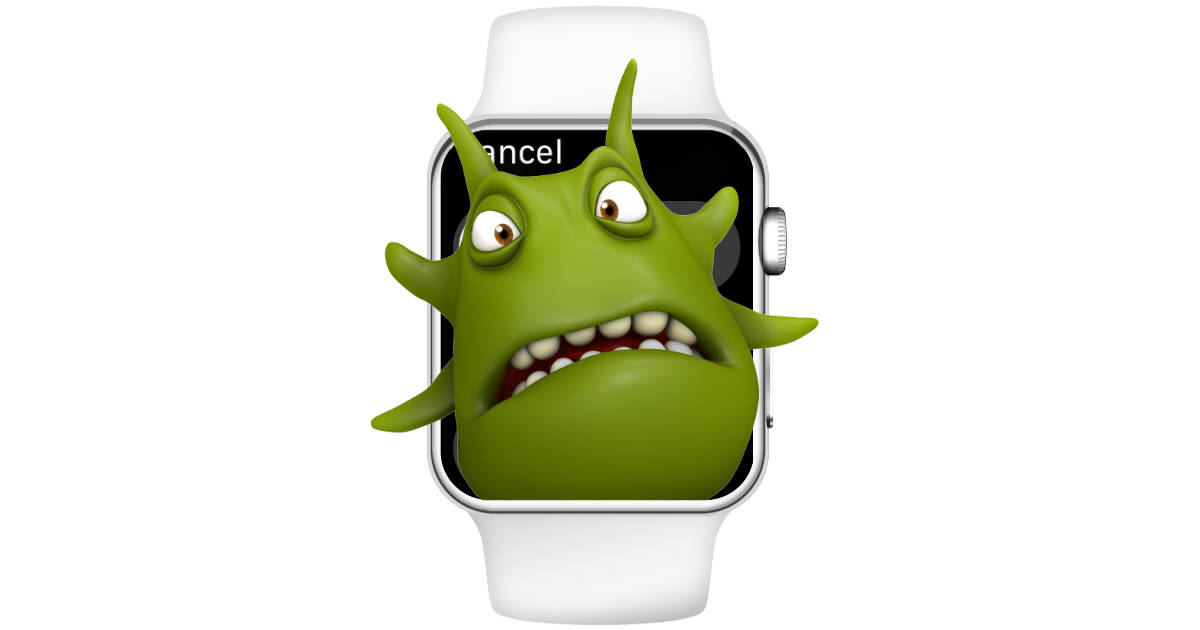 Bug in Apple Watch update bricks watches