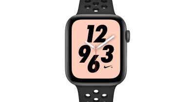 Apple Watch Nike+ Series 4 with Sport band