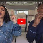 Apple Music Trailer for Carpool Karaoke with Jamie Foxx and Corinne Foxx