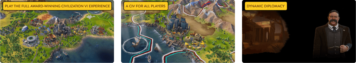 Sid Meier's Civilization VI Now on iPhone and It's on Sale