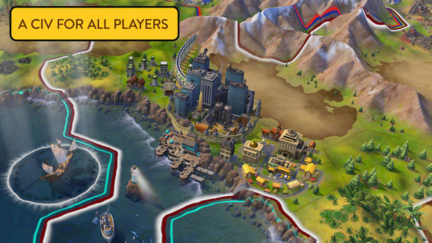 Aspyr Brings Civilization VI to iPhone