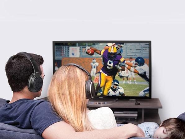 Stream to 2 Headphones with DualStream S1 Bluetooth Audio Transmitter: $34.99