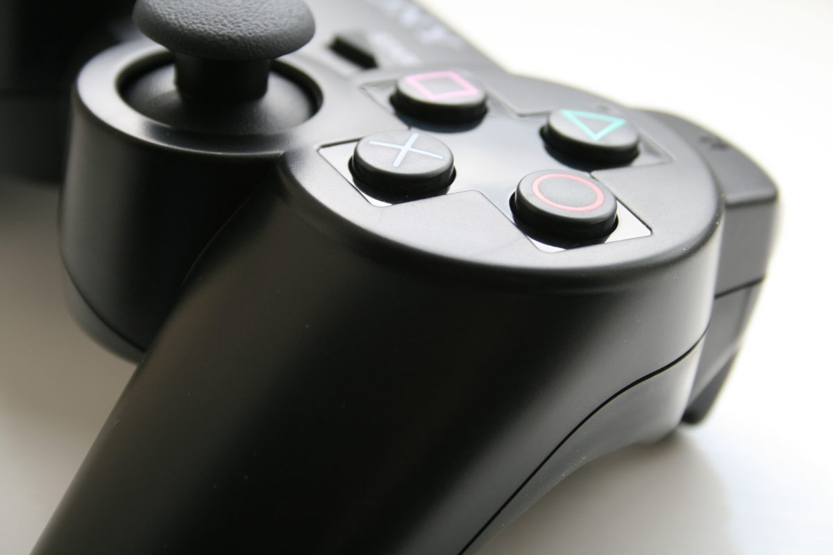 """DualShock 3 (3)"" (CC BY-SA 2.0) by William Hook"