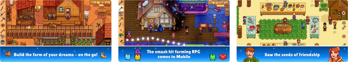 iOS Stardew Valley Game is Now Available